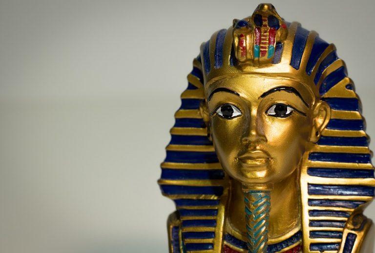 Trucco degli antichi egiziani. Come era fatto?