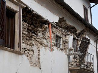 proteggersi durante un terremoto