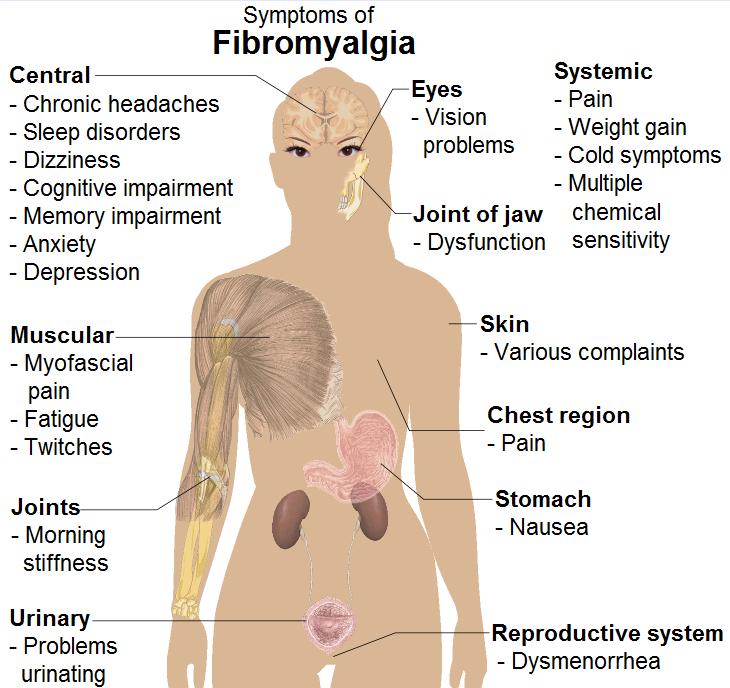 cibi contro la fibromialgia