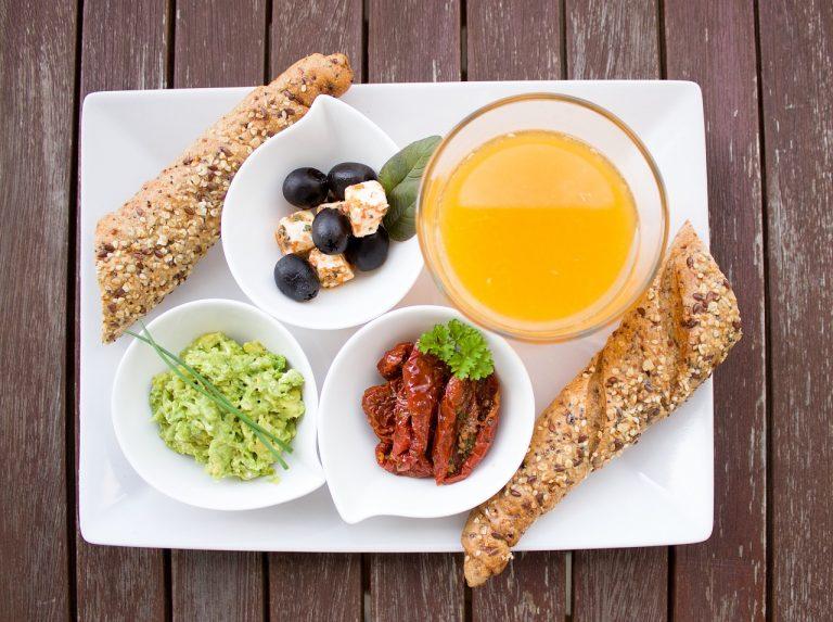 colazione spagnola