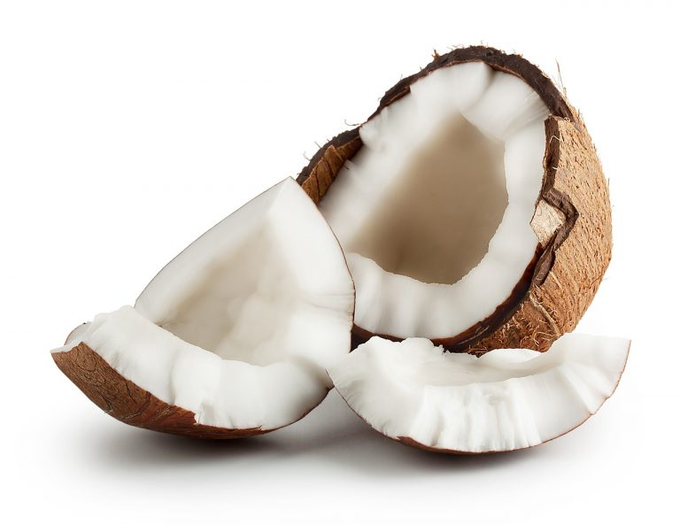 pulire il cocco