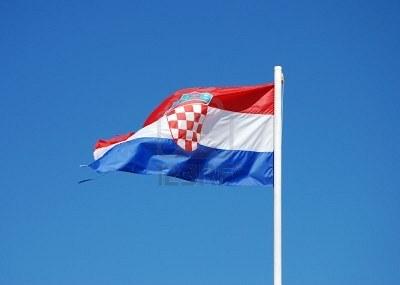 4200505 croazia bandiera