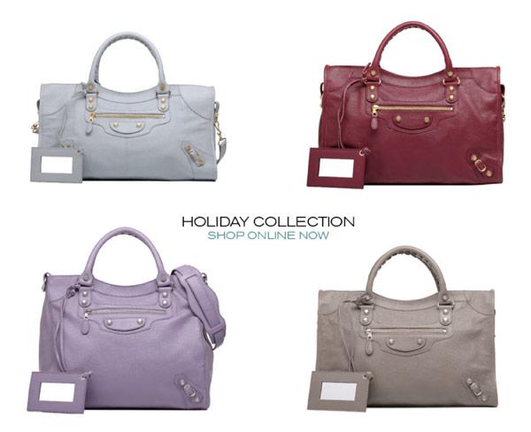 Balenciaga holiday collection1