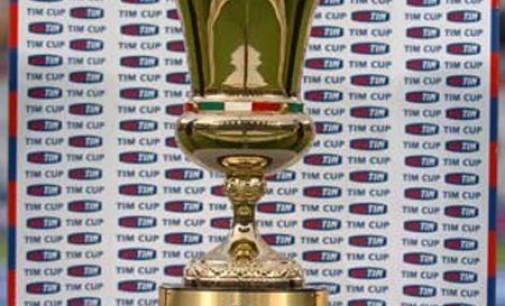 Calendario semifinali Coppa Italia