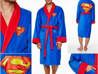 accappatoi dei supereroi