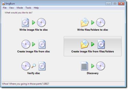 ImgBurn Windows7