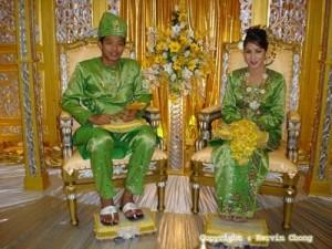 Regali per un matrimonio malese for Regali per un 25esimo di matrimonio