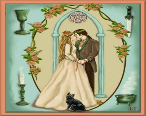 Matrimonio pagano