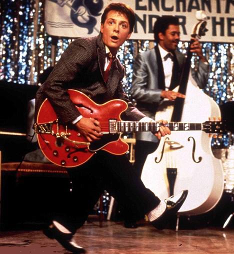 SMG Marty McFly Michael J Fox