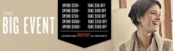 ShopBop Big Event Sale1