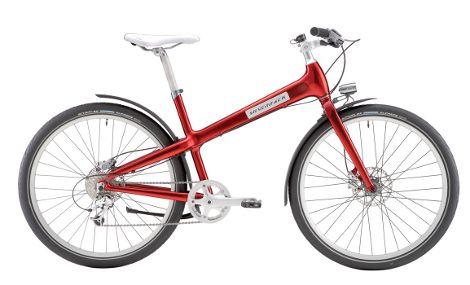 Bicicletta Silverback con USB