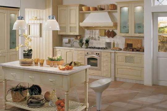 Nuovissima cucina classica - Arredo cucina classica ...