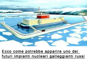 russian floating nuke plant