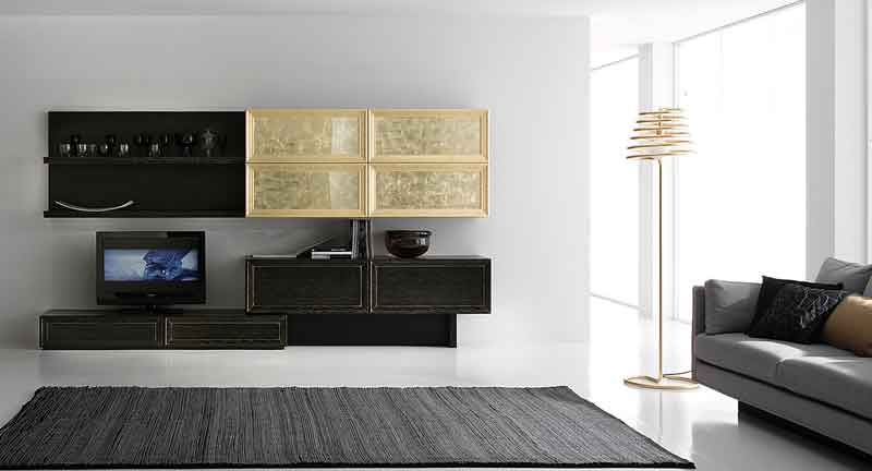 Moderno ed elegante soggiorno for Soggiorno elegante