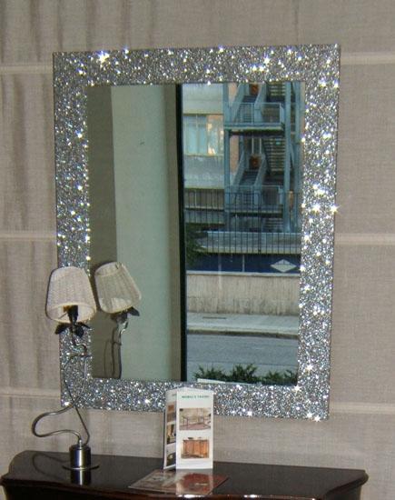 Specchi per soggiorno idee creative di interni e mobili - Specchi per bagno moderni ...