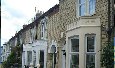 Tipiche case inglesi