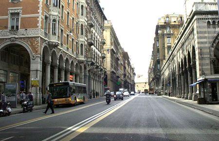 Genova via XX Settembre 762548