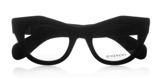 Givenchy Velvet Glasses
