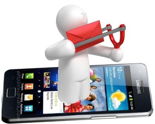 InvioEmailDaSmartphone