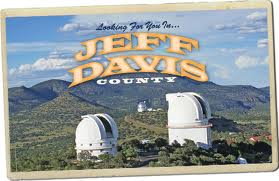 Jeff Davis County Texas