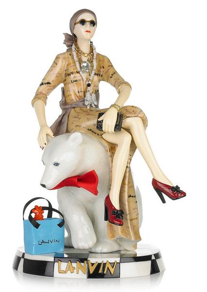 Lanvin Miss Lanvin 32 Figurine