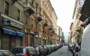 Una via di Milano