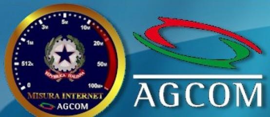 AGCOM: MisuraInternet
