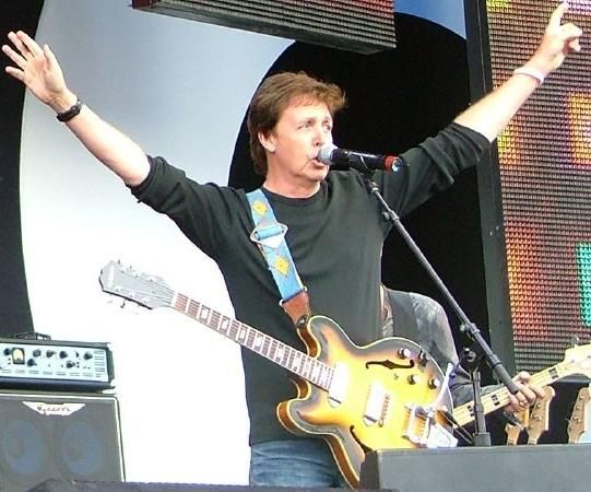 Paul McCartney diana krall album