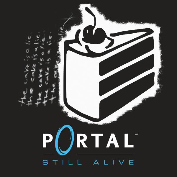 Portal  Still Alive Album Cove by SonidZero
