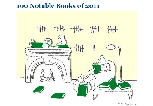 Top 100 books NYT1