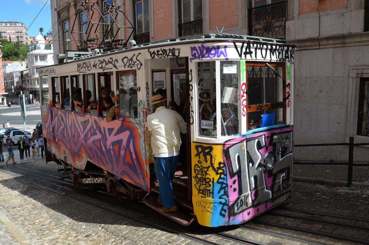 Tram 28 vintage