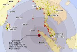 Tsunami Oceano Indiano