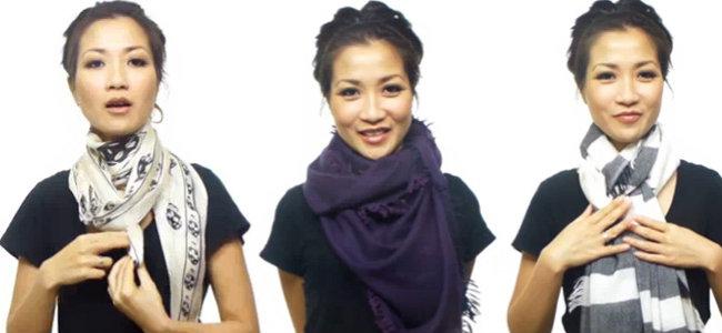 Wendy scarf