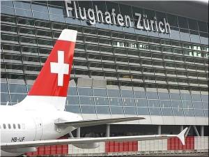 aeroporto di Zurigo