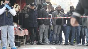 Agguato razzista a Firenze