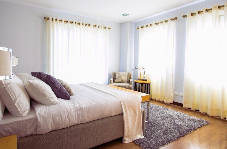 Moderna e rivoluzionaria camera da letto