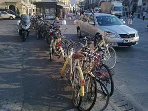 Bici a Firenze