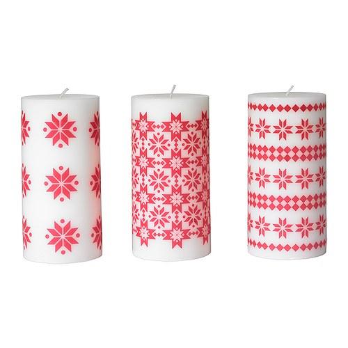 Candele ikea design per il natale - Ikea candele profumate ...