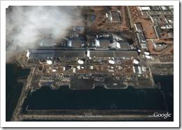 fukushima satellite image