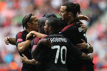 Milan Psg: 1-0