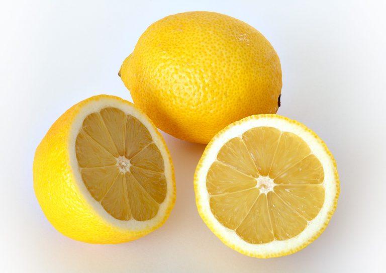 monete succo limone
