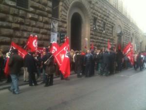 Sciopero Firenze