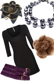 Vestito nero che accessori posso mettere