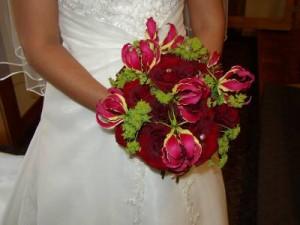 Bouquet di Gloriosa 300x225