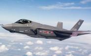 Un caccia F35