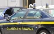 Una vettura della Guardia di Finanza
