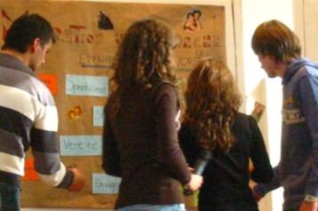 Giovani in cerca di lavoro