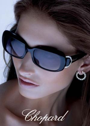 Femminilità doc per gli occhiali estate 2012 di Chopard