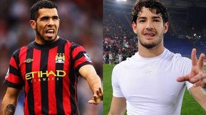 Pato rimane al Milan, ma arriva anche Tevez
