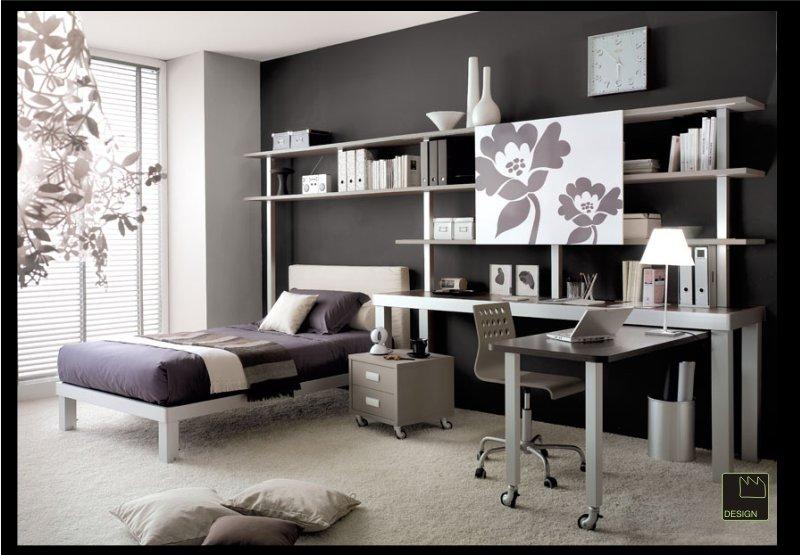 Stanze Da Letto Moderne Per Ragazze : Stanze da letto per ragazze. awesome stanze da letto moderne per